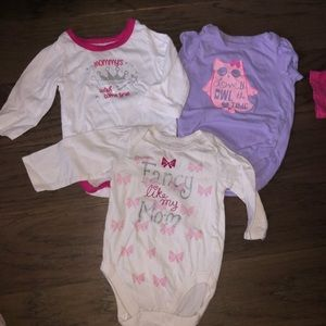 Children's place baby bundle